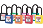 406 Non-conductive Safety Padlock