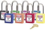 410 Safety Padlock Standard Shackle