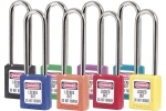 410LT Safety Padlock Long Shackle