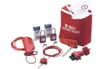 Electrical & Mechanical Lockout Tagout Kits