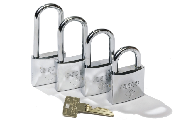 ABUS 50mm Key Restricted Padlocks