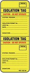 Isolation Tag