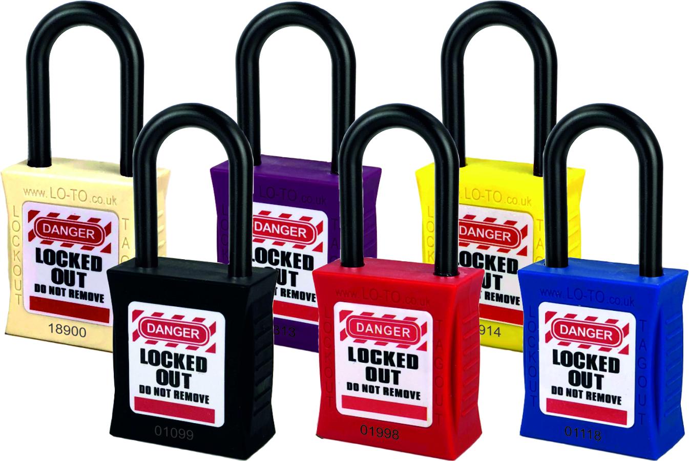 a18efc05ab6 Lockout Tagout Devices  Padlocks