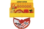 Mechanical Lockout Tagout Stations