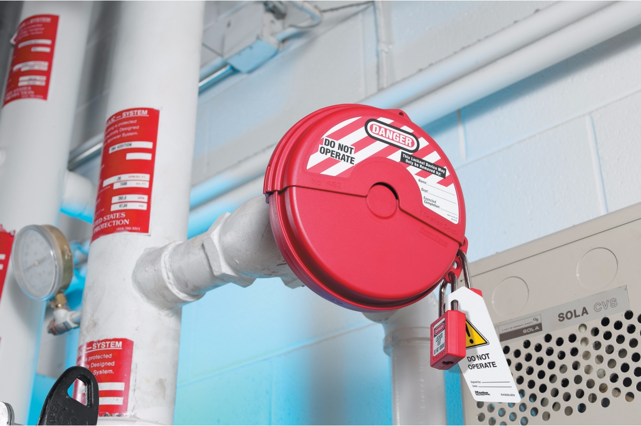 Lockout Tagout Safety Ltd No 1 Lock And Tag Safety