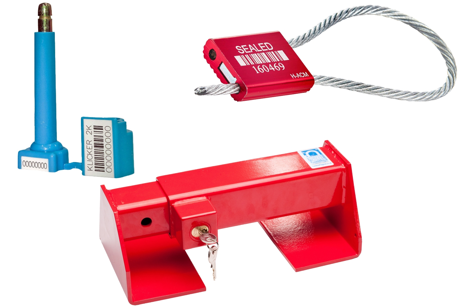 Security Seals & Cargo Locks