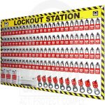 100 Capacity Custom Shadow Lockout Station