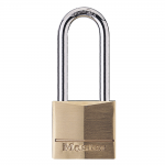 40mm Brass Padlock with 51mm Steel Shackle