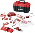 Valve and Electrical Lockout Tagout Kit