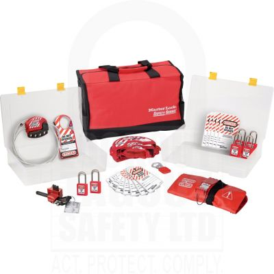 Valve Focus Group Lockout Tagout Kit