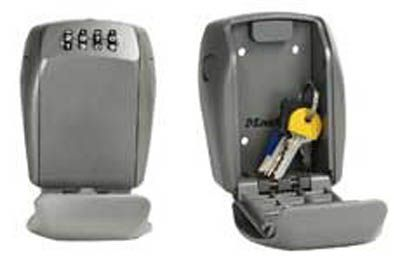 5415EURD Heavy Duty key Safe