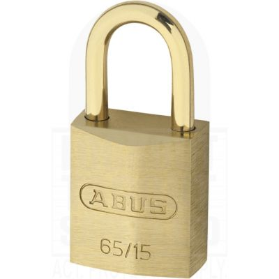 65MB/15C Series Brass Padlock