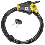 1.8m Python Adjustable Cable Lockout Keyed Alike