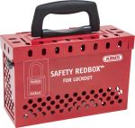 Abus B835 Redbox Group Lockout Box
