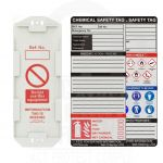 Chemical Safety Tag Kit