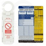 Tower Scaffold Safety Tag Kit