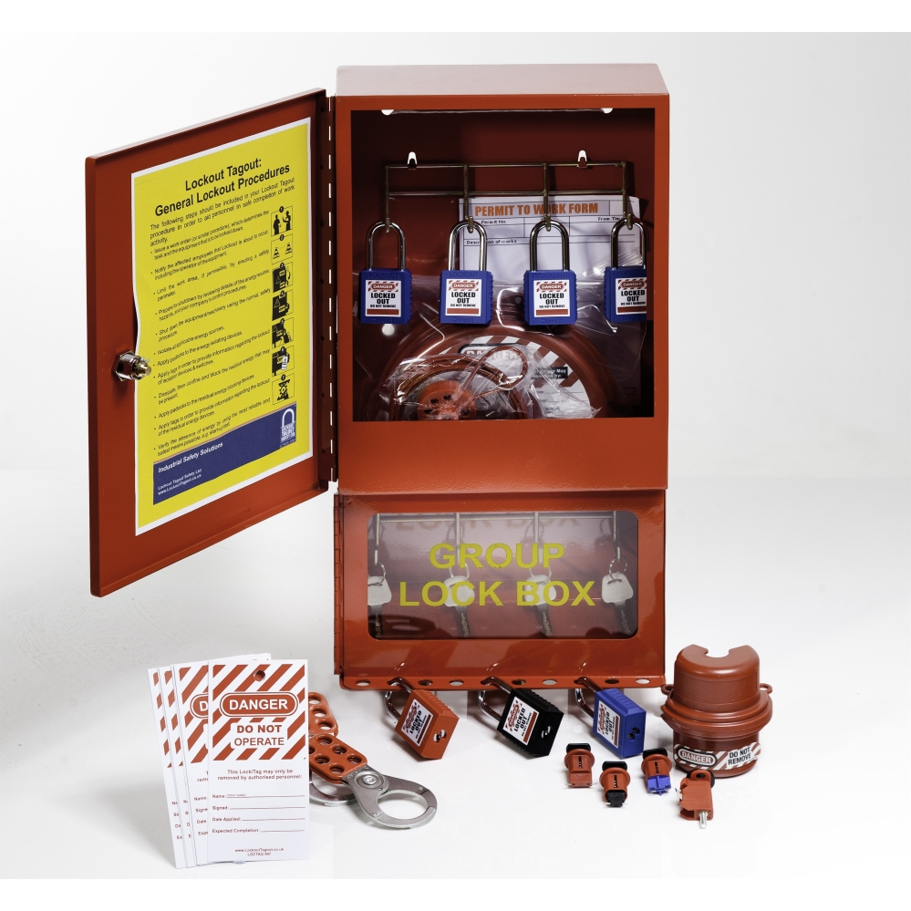 Lockout Tagout Co Uk Lockout Box