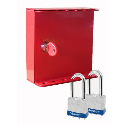 Group Lockout Key Cabinet