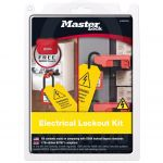 Master Lock ElecKit Electrical Lockout Kit
