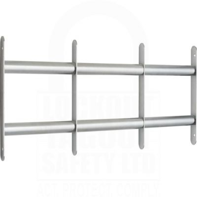 ABUS Mechanical Expandable Window Grill 500 to 650 x 300mm