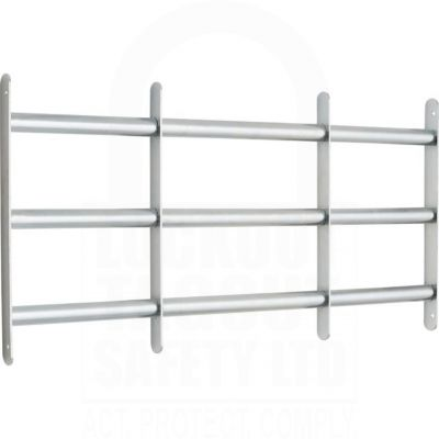ABUS Mechanical Expandable Window Grill 500 to 650 x 450mm