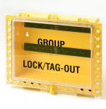 Wall Mounted Group Lockout Box