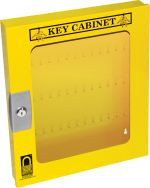 Yellow Group Lockout Cabinet