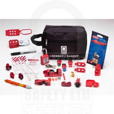 Intermediate Mini Circuit Breaker Lockout Kit