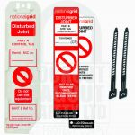 National Grid Disturbed Joint Kit x6