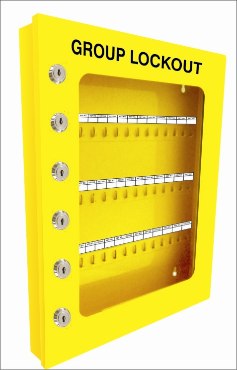 Lockout-Tagout.co.uk: Key Control Systems