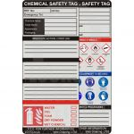 Chemical Safety Inserts