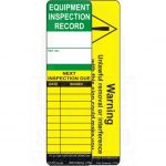 Equipment Inspection Tag Inserts