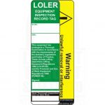 LOLER Safety Inserts