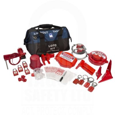 Lockout Tagout Mechanical Kit 01