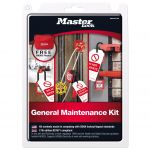 Master Lock MaintKit General Maintenance Lockout Kit