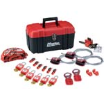 Lockout Tagout Tool Kit Electrical and Mechanical