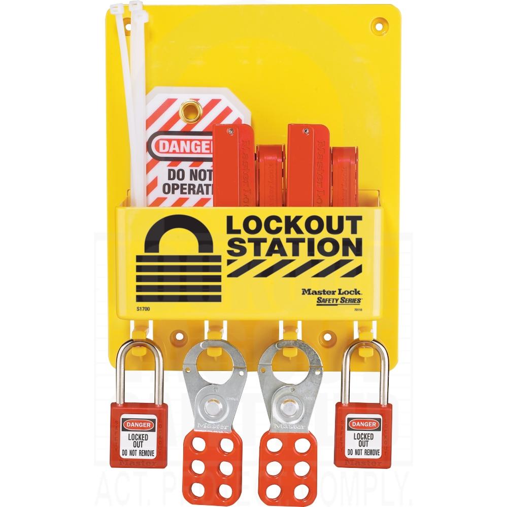 Lockout Tagout Co Uk Lockout Tagout Station