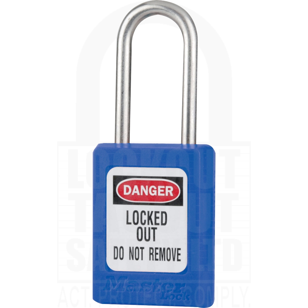 Lockout Tagout Co Uk S31 Safety Padlock Standard Shackle