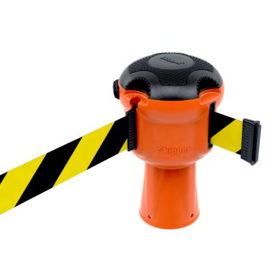 Skipper Retractable Barrier Tape Unit