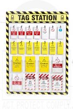 Large Tag station