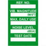 Vibration Control MicroTag Inserts x20