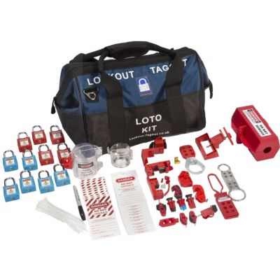 Lockout Tagout Electrical Kit 01